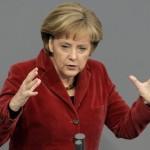 Меркель призывает как можно скорее ввести экономические санкции против России
