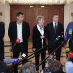 В Минске подписали меморандум о прекращении огня на Донбассе