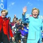 Клинтон не сомневается, что победит