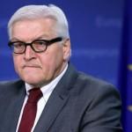 Штайнмайер: «Представители России и Украины договорились о встрече»