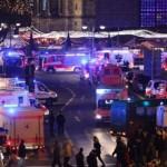 В результате теракта в Берлине погиб гражданин Украины