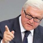 Штайнмайер: «Россия должна вернуться к минских договоренностей»