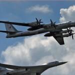НАТО дважды перехватили бомбардировщики РФ над Балтикой