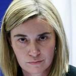 Могеріні: «Мы остаемся на стороне Украины»