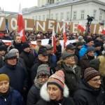 Польская оппозиция требует отставки маршала Сейма
