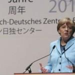 Меркель в Японии призвала сохранить санкции против России