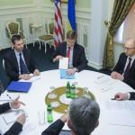 Яценюк обсудил с заместителем госсекретаря техническую помощь США