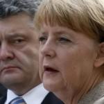 Порошенко и Меркель инициировали встречу министров «нормандской четверки»
