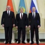 Путин хочет валютного союза Москвы, Минска и Астаны