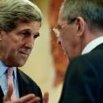 Керри провел с Лавровым «хорошую дискуссию» об Украине