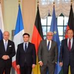 В Берлине завершились переговоры «нормандской четверки», участники подготовили резолюцию