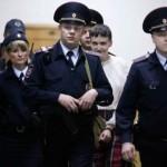 Надежда Савченко главному следователю СБУ: Не пхайте носа в мою справу»