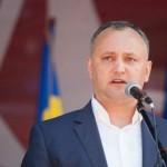 Додон: «Молдова не будет признавать аннексию Крыма»
