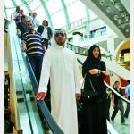 В Арабских Эмиратах мужчина не знает, какого цвета кошелек его жены