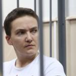 Российский суд не признал иммунитет Савченко как делегата ПАСЕ