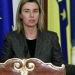 Могеріні: «В наших интересах поддерживать диалог с Россией»