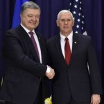 Пенс: «Россия должна отвечать за свои действия в Украине»