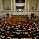 В Греции на неделю закрыли банки
