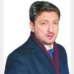 Заза Чантурия: «Я должен быть дипломатом. Но поспорил и поступил в театральный»
