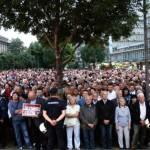В Сербии открыли памятник Гаврилові Принципа