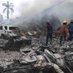 Авиакатастрофа в Индонезии: на борту было 113 человек, никто не выжил