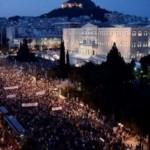Около 20 тыс. греков протестовали против требований кредиторов