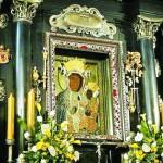 Князь Лев привез Ченстоховское икону Божьей Матери в Галичину
