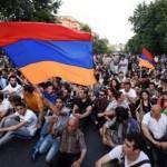Ереванский «Майдан» отклонил компромисс по тарифам от президента
