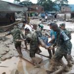 Количество погибших в результате оползня в Колумбии возросло до 254 человек