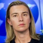 Еврокомиссар Могеріні: «ЕС не будет делать вид, будто Россия не оккупировала Крым»