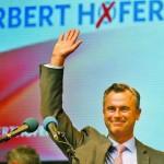 В тихой Австрии правый радикал водится…