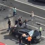 The Daily Mail: «Автомобиль Путина попал в ДТП в центре Москвы – водитель погиб»