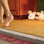 Тёплый пол — система отопления, обеспечивающая нагрев воздуха в помещении снизу