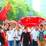 Китайцы и японцы спорят за острова