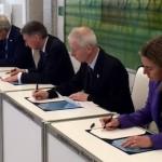 «Большая семерка» в Хиросиме приняла декларацию антиядерну