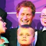 После «голого» бильярда Гарри пошел к детям