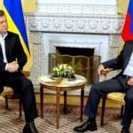 Путин встретился с Януковичем в Сочи