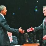 Первые дебаты выиграл Ромни
