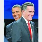 Ромни впервые обогнал Обаму