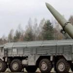 Россия проводит на западной границе учения с ракетами «Искандер»