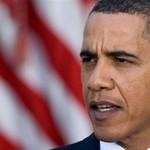 Обама: «США продолжат давить на Россию»