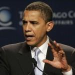 Обама рассказал американцам о российской агрессии в Украине