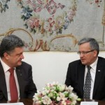 Состоялась встреча президентов Украины и Польши