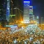 «Зонтичная революция» в Гонконге