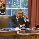 Обама: «Россия должна покинуть Украину»