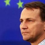 Сикорский: Россия заплатит страшную цену за агрессию в Украине»