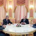 Порошенко пообещал диаспоре партнерство