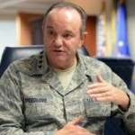 Генерал НАТО: «Мы поможем украинской армии нарастить мощность и возможности»