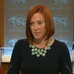 Псаки: Россия развернула системы ПВО вблизи Дебальцево»