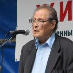 Сергей Ковалев: «нельзя потакать агрессорам»
